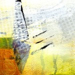Abstract Yellow Series 1