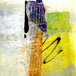 Abstract Yellow Series 2 4X4