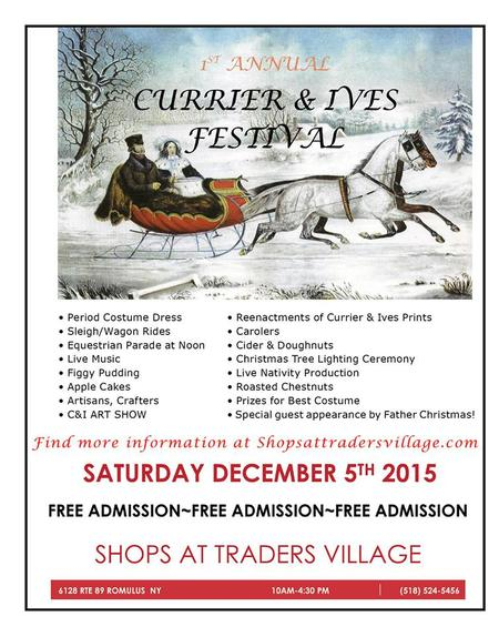 Currier & Ives Festival and Art Show