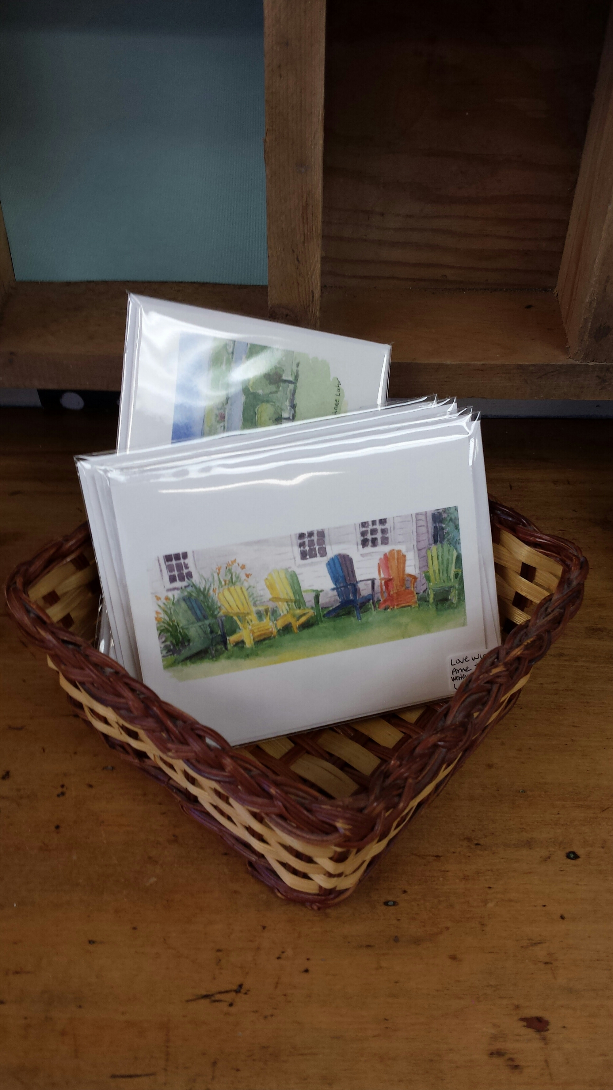 Have you seen my Watercolor Cards?